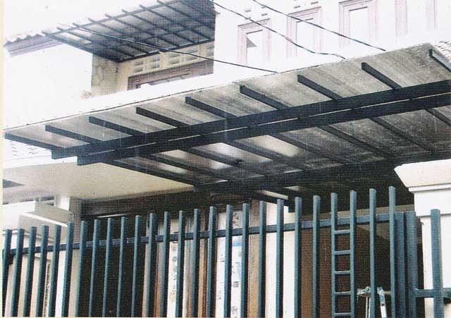 Canopy minimalis murah 6