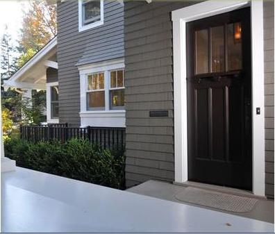 Fotos y dise os de puertas molduras de puertas de madera - Puertas para terrazas ...