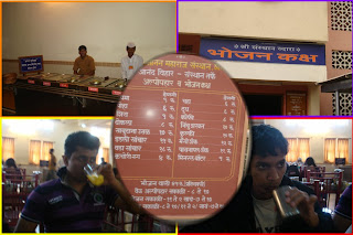 Food Facilities at Shegaon by Ramakant Agrawal