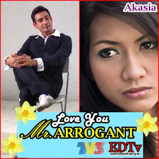 Love You Mr Arrogant | ! Amer Corner