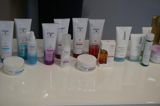 Podróż do świata piękna z nową linią kosmetyków Dove Derma Spa