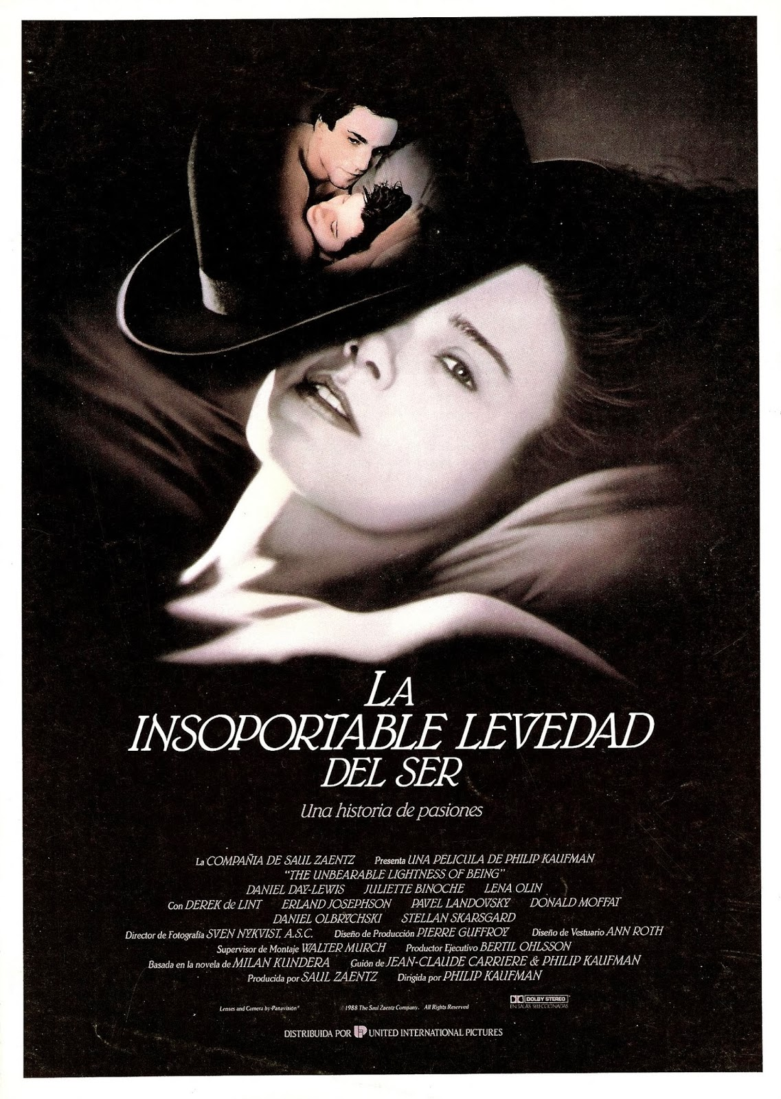 the unbearable lightness of being Summary & analysis part 1: lightness and weight part 2: soul and  order  unbearable lightness of being at bncom previous next take a study break.