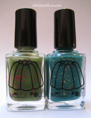 Nelly Polish - Looe and Jonah's Green