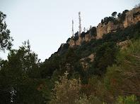 El Repetidor de Telecomunicacions dels Cingles del Cerdà