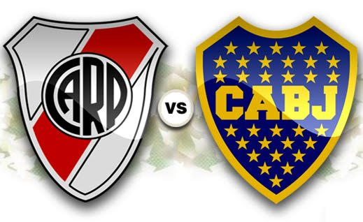 Horario River vs Boca
