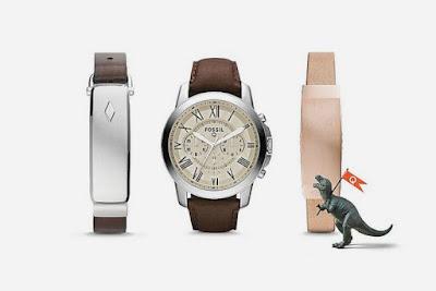 Fossil Smartwatch dan FItness Tracker