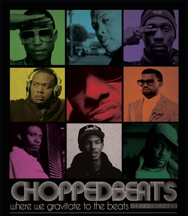 CHOPPED BEATS