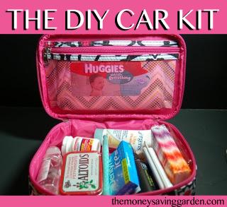 DIY Car Kit Ideas List Of Items
