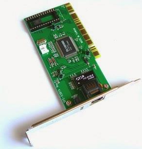 ¿Qué es una tarjeta de red LAN?