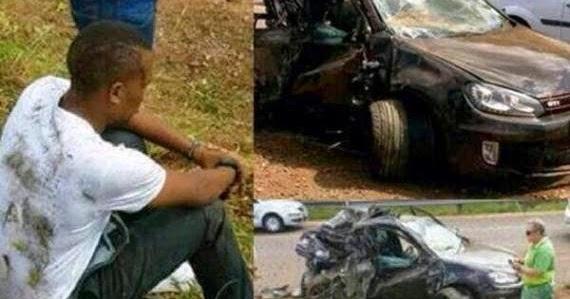 Thabo Car Crash