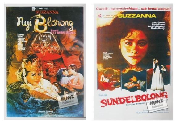BUKU INDAH: Poster Film '80 - '90.