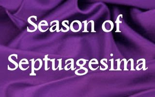 Season of Septuagesima