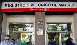 Rexistro Civil de Madrid