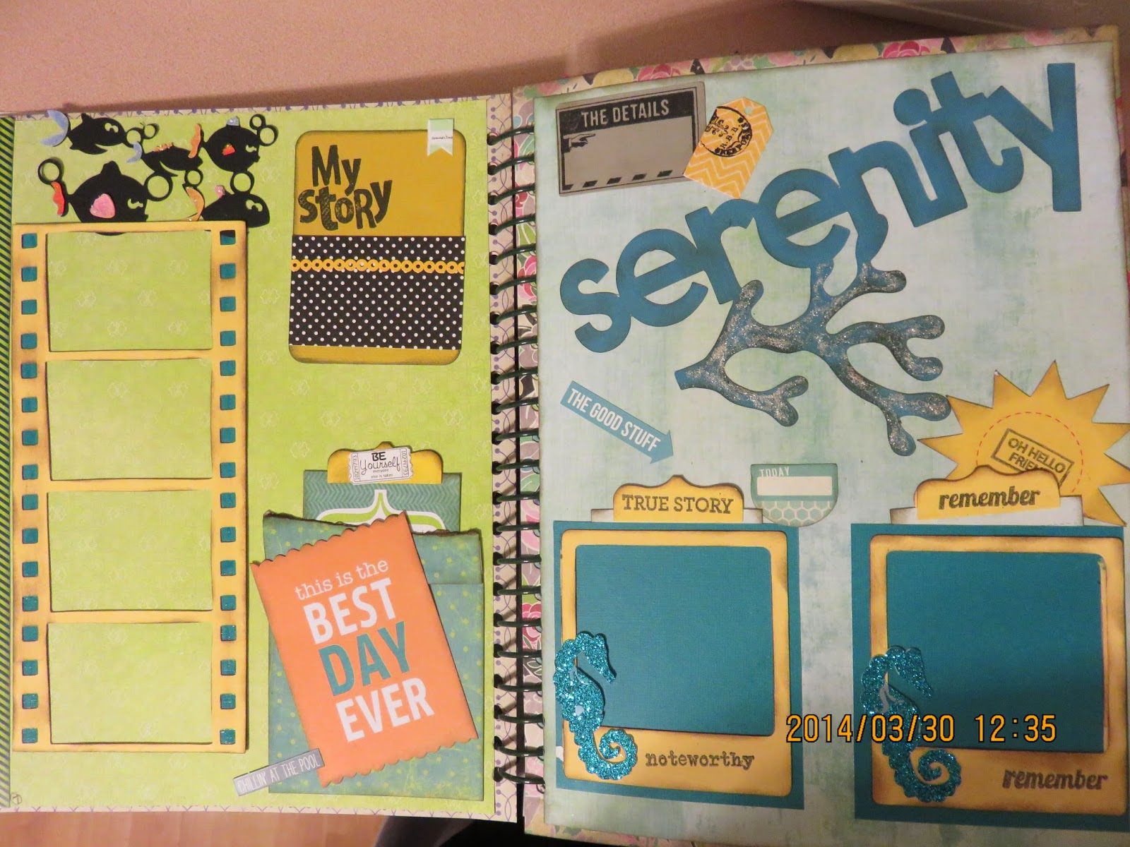 Gardenfareys Travel Journal And Scrapbooking Ideas My Story And