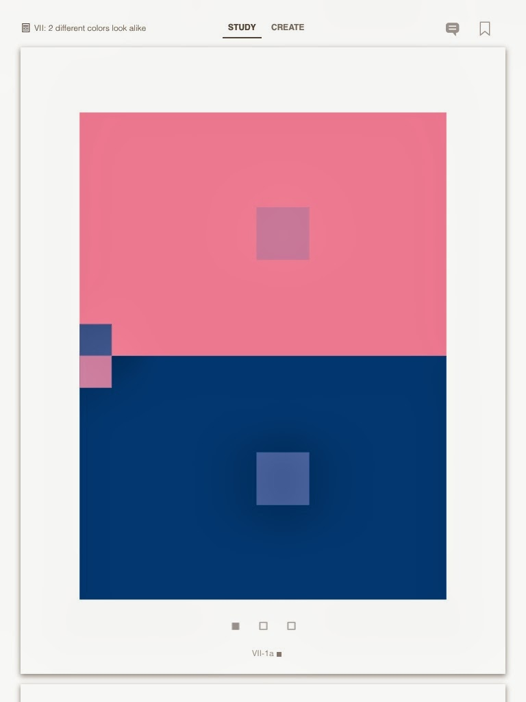 In Josef Albers App, Colors Interact | MuseumZero