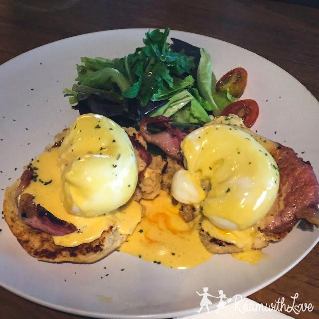 Review,รีวิว,Chu,Chocolate,bar,cafe,brunch,eggs benedict