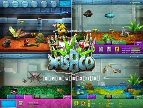 Download game pc fishco gratis satukan niat dan tekat for Fish breeding games