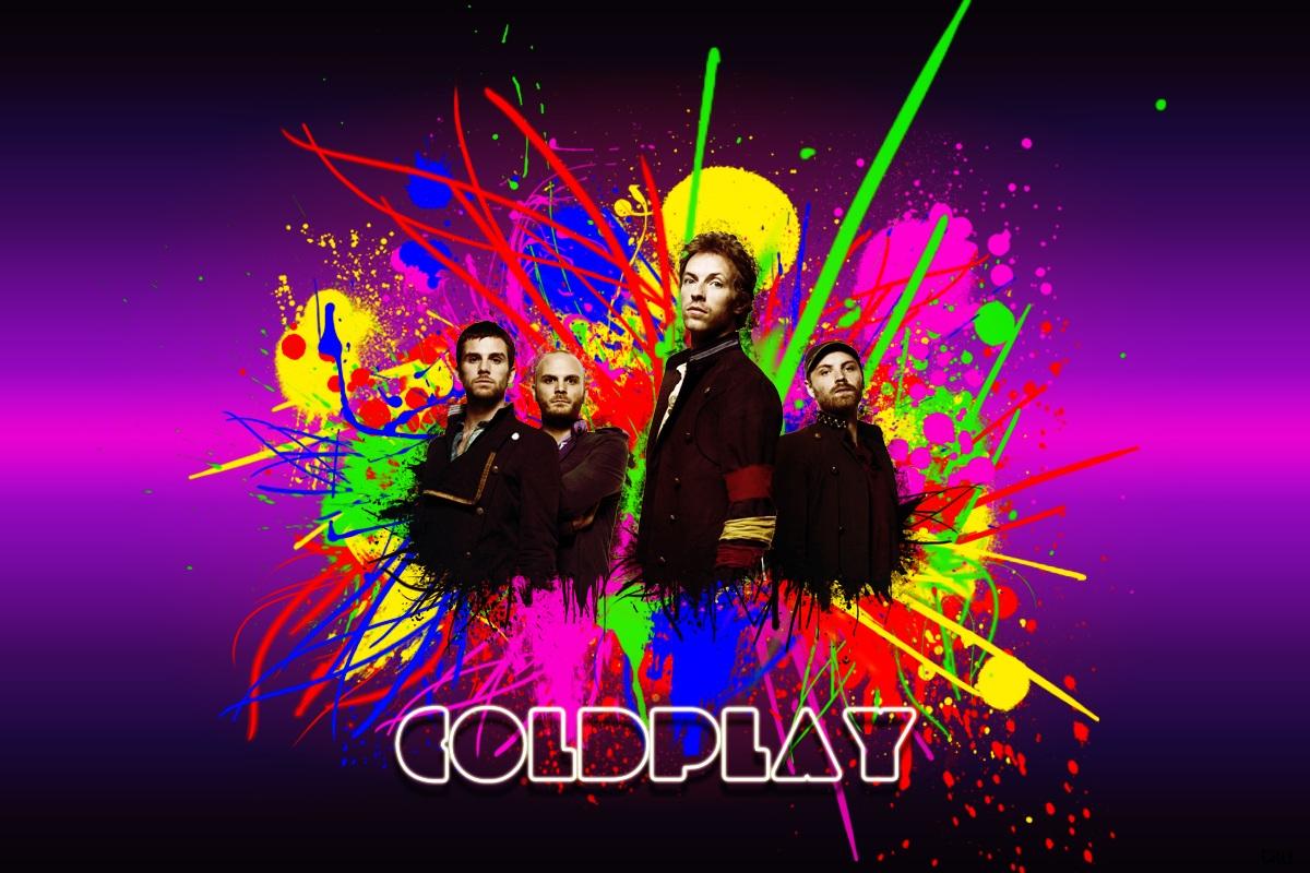 Coldplay Tour Australia