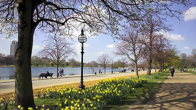英國海德公園