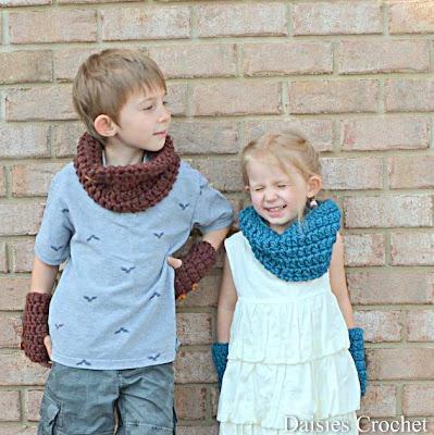 free crochet cowl pattern 2