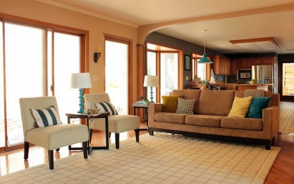 Tips to Place Large Area Rugs in Your House