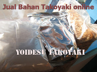 cara membuat takoyaki jepang