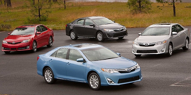 ... Car Manufacturers Because Most Objective Assessment Based On Sound  Consumer. The Election Of The Toyota Camry Became The Turning Point After  In 2007, ...