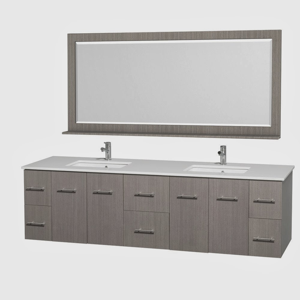 Discount bathroom vanities discount floating bath vanities for Bathroom vanity cabinets