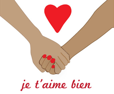 i adore you in french  ... aime i love
