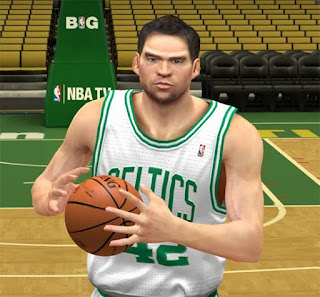 NBA 2K13 Shavlik Randolph Cyberface Patch