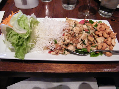 Road Trip! KetMoRee Thai Restaurant & Bar in Davis