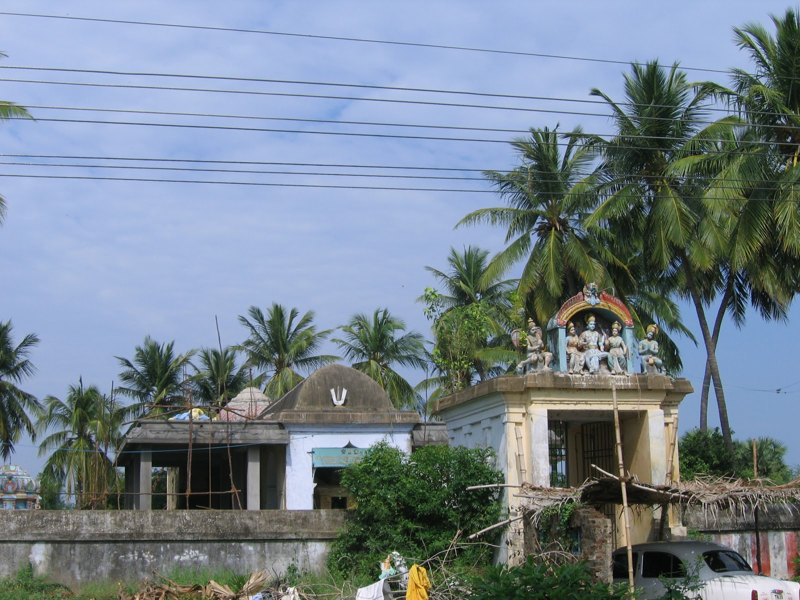 Sri Naan Madhiya Perumal Temple (Thalaichanga Naanmathiyam), Mayiladuthurai - Divya Desam 22
