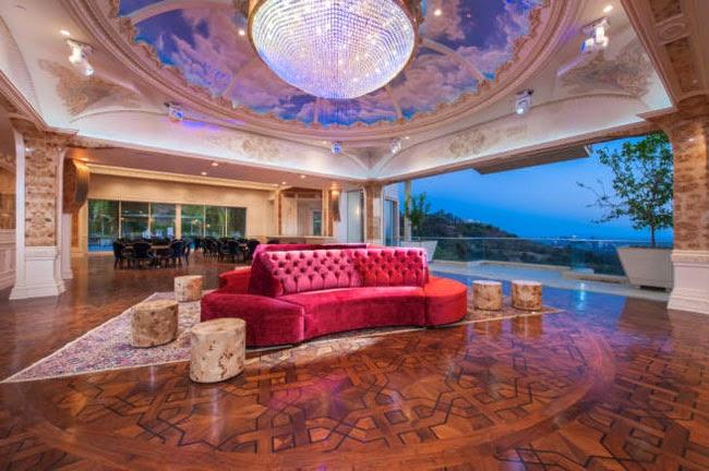 Дома самых богатых людей мира фото 101