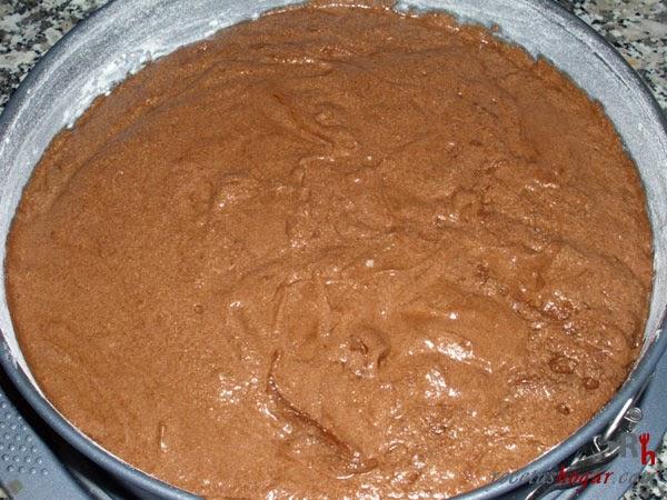 Tarta de trufa fresca (chocolate y nata)-paso-4-2