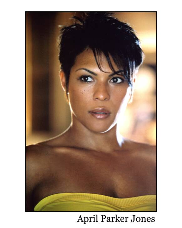 April Parker-Jones first caught my eye in Jericho (2006-2008). A striking actress with tremendous talent, I have since followed her television career ... - April%252BParker-Jones