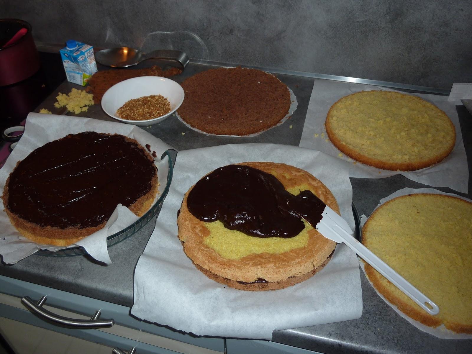 Anelore scrap cie g teau d 39 anniversaire le p cheur for Asticots blancs cuisine