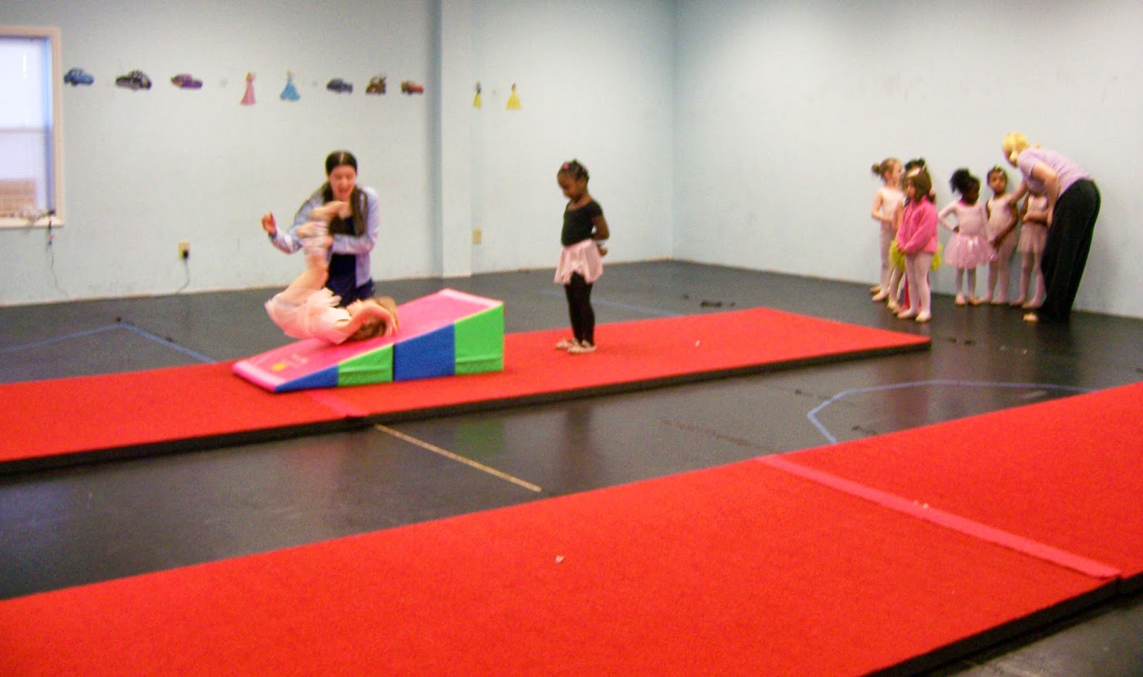 acrobatics classes preschoolers charlotte nc