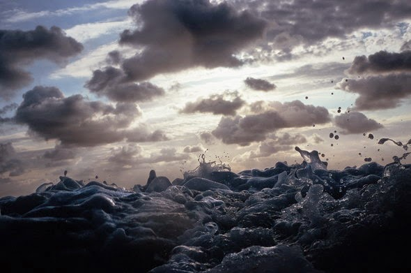 Figura Aqua, la Forma dell'acqua, opere in mostra a Milano fino al 5 maggio 2014