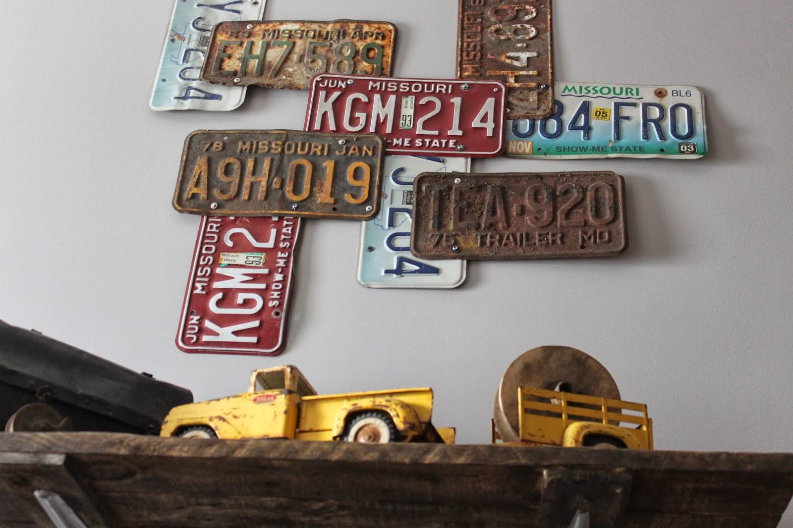 Boys car bedroom ideas - Boy S Vintage Car Bedroom