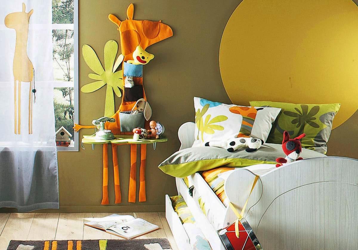 17 unique ideas for kids room design and decoration