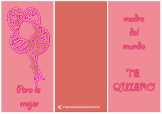 Dibujos para mama para imprimir