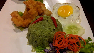 resep membuat nasi goreng spesial hijau