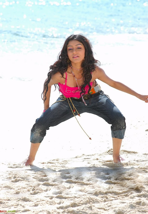 anchal beach hot images