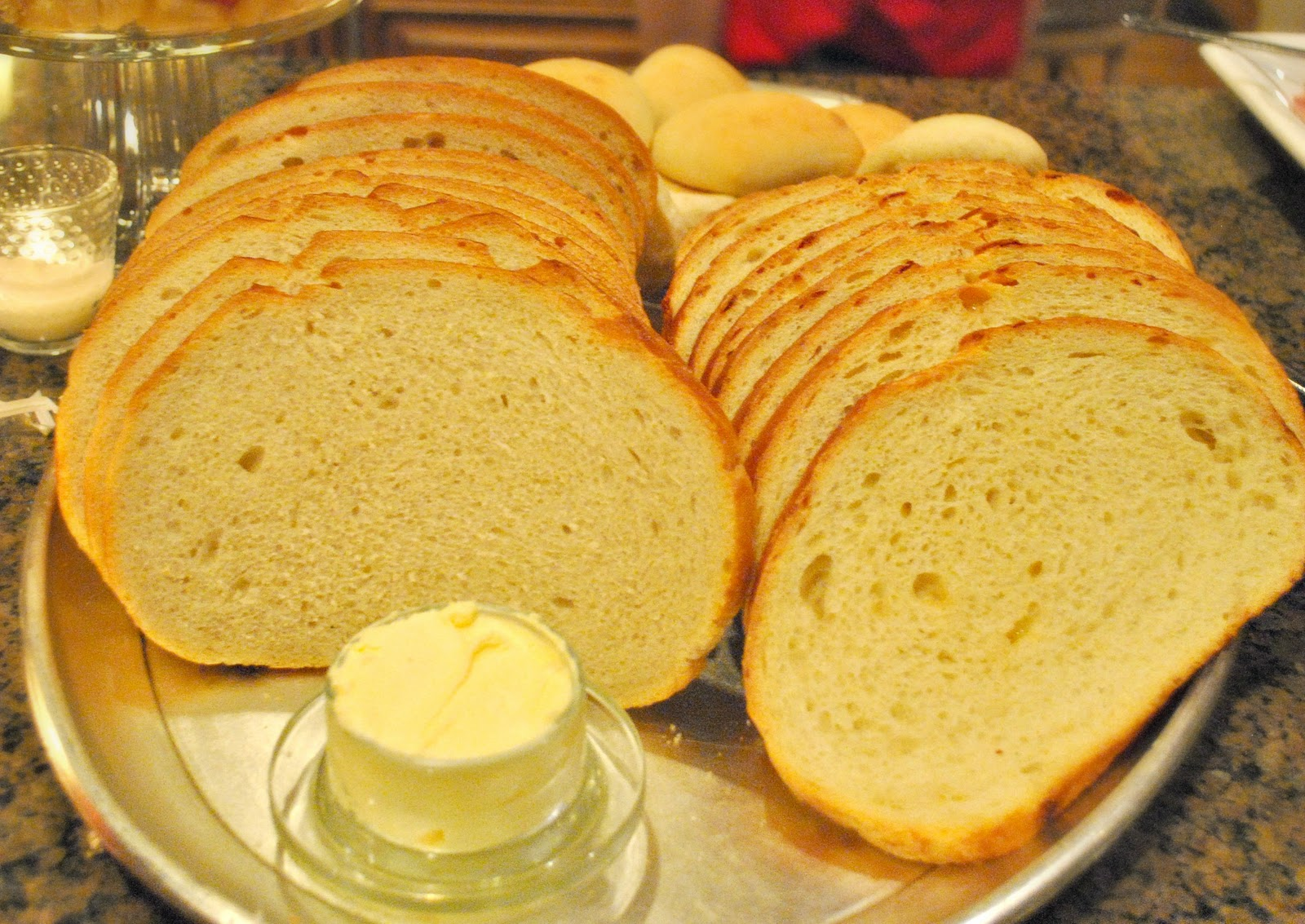 Panera Bread Restaurant Copycat Recipes: Three Cheese Bread