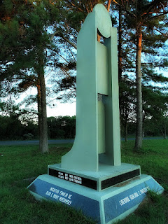 Monumento Judaico - Itaara (RS)