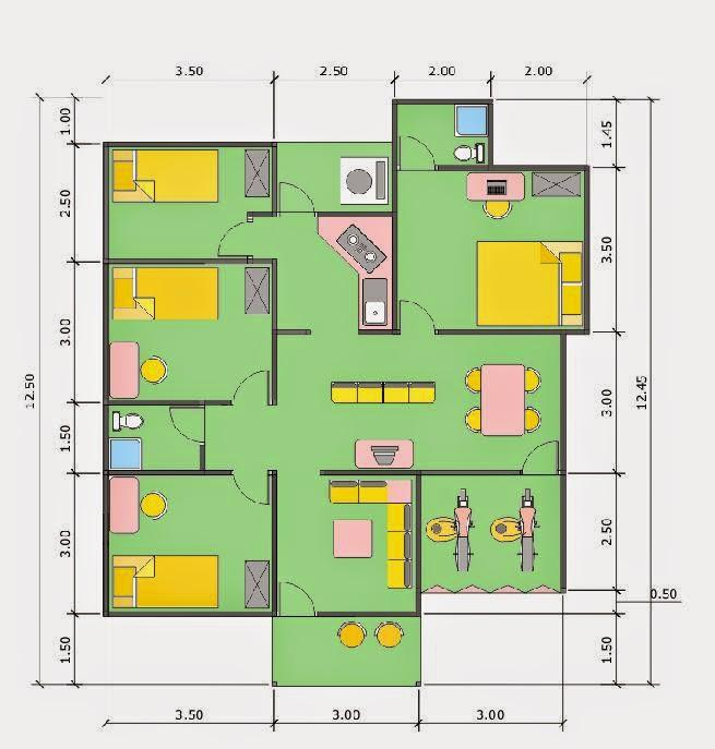 Gambar Desain Rumah Minimalis Terbaru 2013
