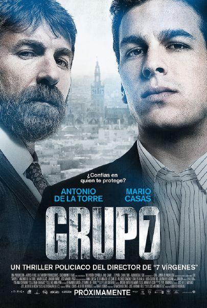 Ver Grupo 7 (2012) Online – ver peliculas gratis