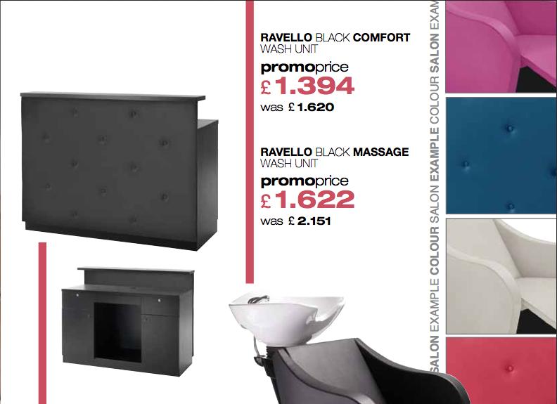 Salon furniture design london based salon furniture for Acure eco salon prices