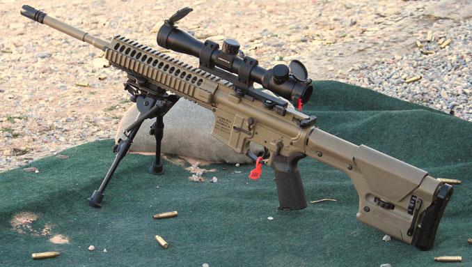 Rifle Wallpaper 5 Gun