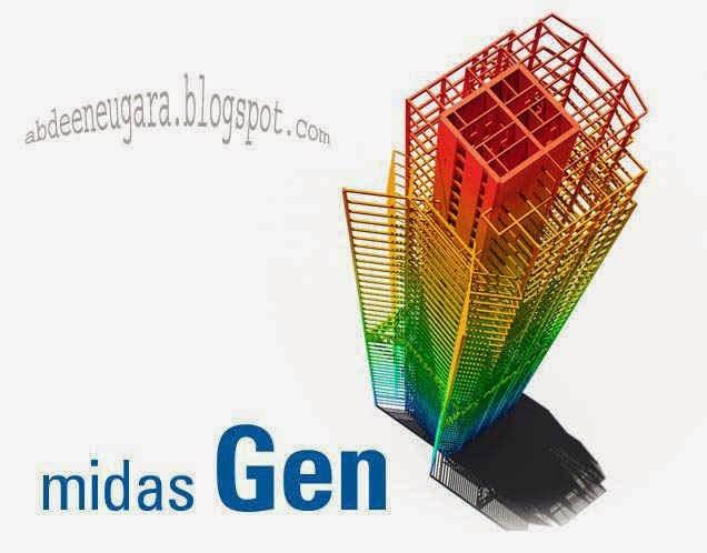 Download Midas Gen 7 2 1 Free with Crack
